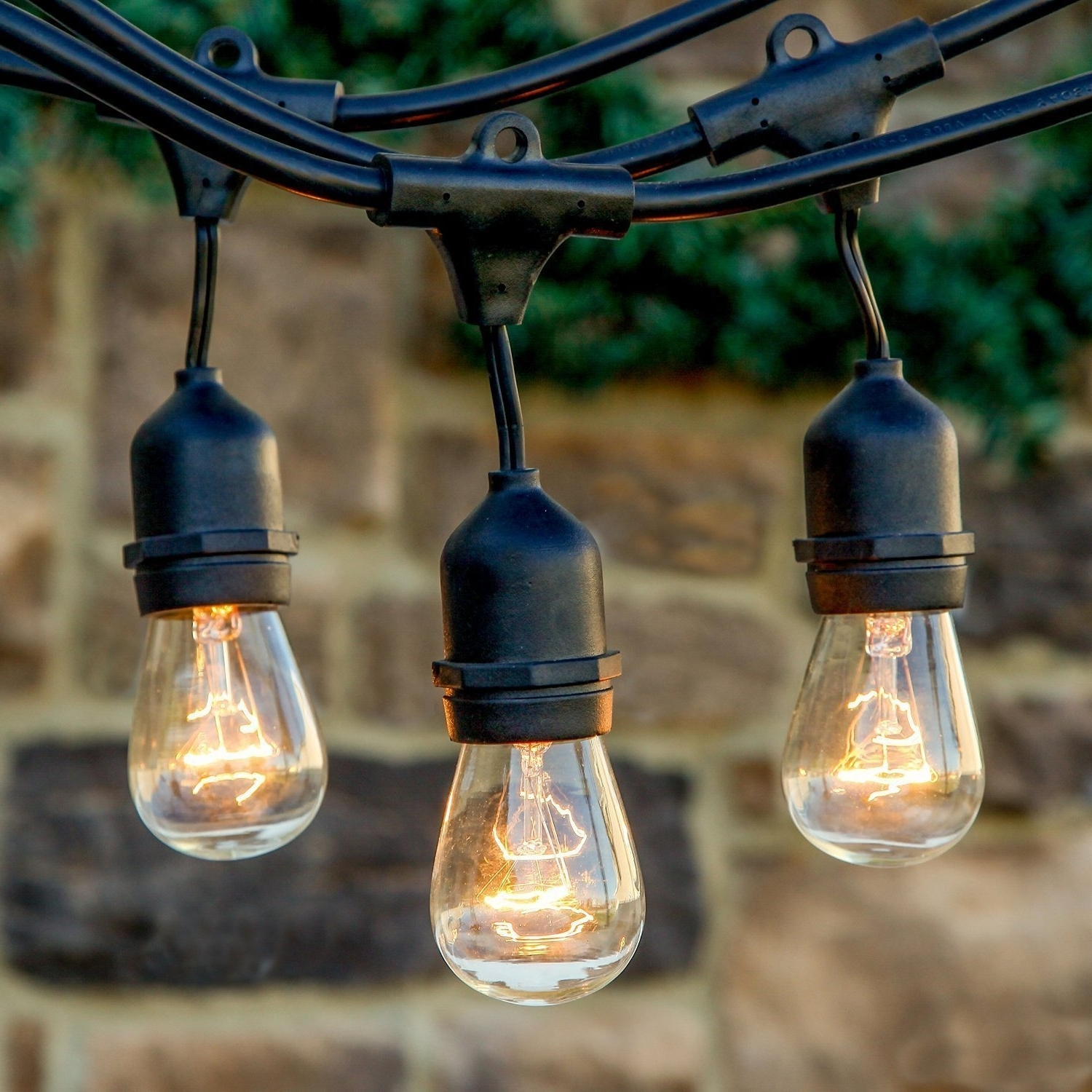 Featured Photo of Outdoor Hanging String Lights From Australia
