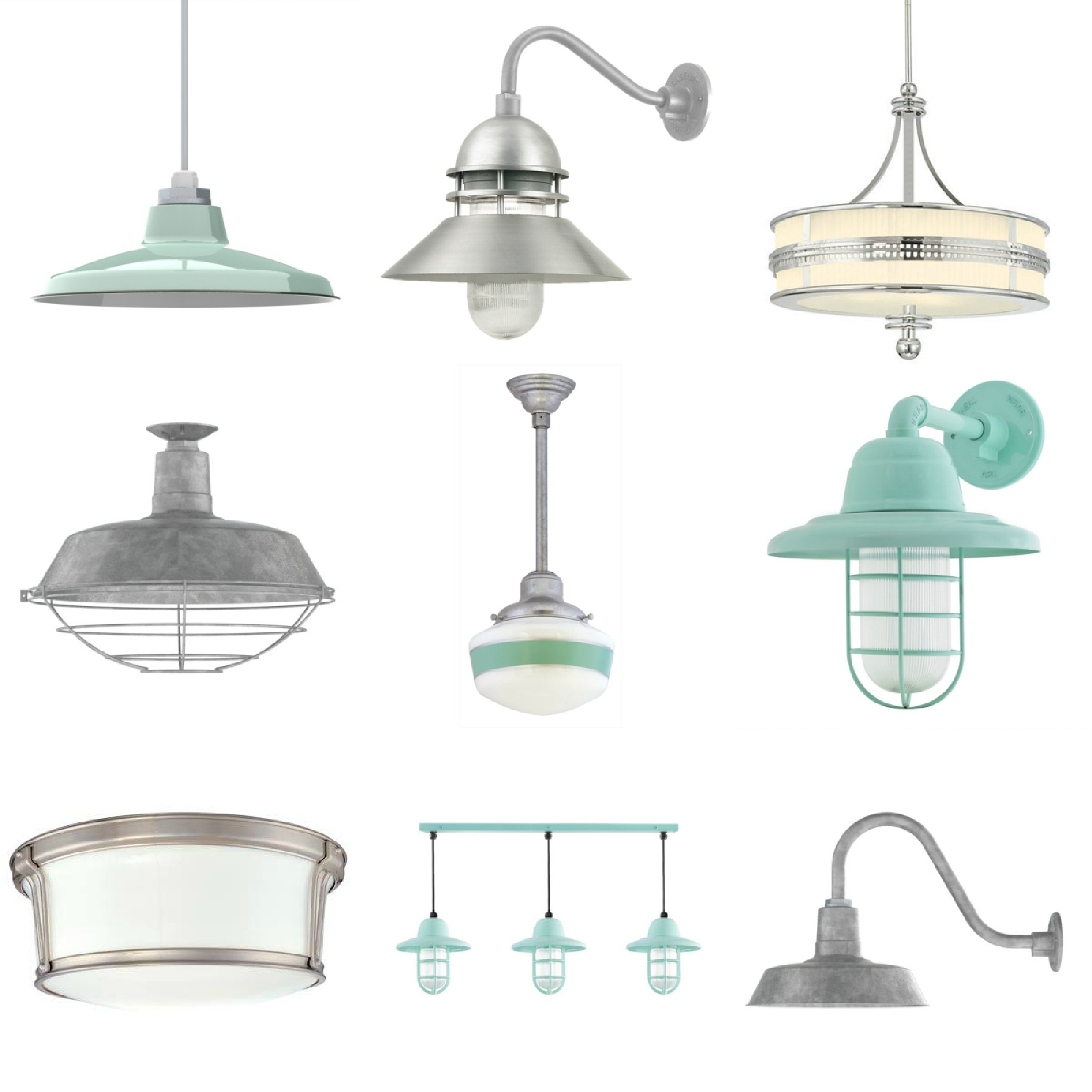 Widely Used Galvanized Outdoor Ceiling Lights Inside Ceiling Lights : Comfy Barn Ceiling Light Fixtures , Antique Barn (View 20 of 20)