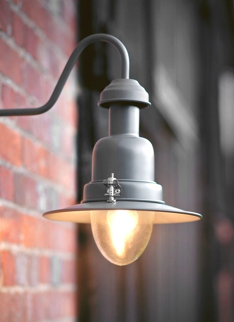 Widely Used Modern Outdoor Solar Lights At Wayfair In Wayfair Wall Lights (View 20 of 20)