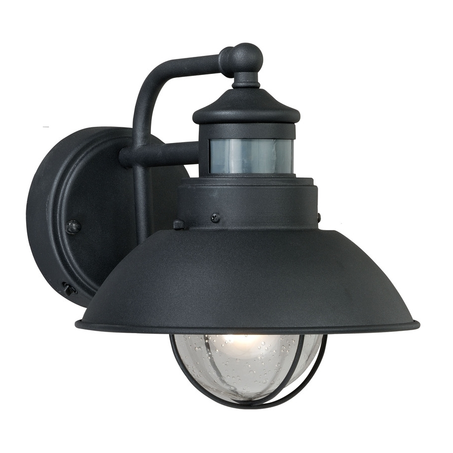 Widely Used Outdoor Wall Porch Lights Intended For Shop Portfolio Chesapeake  (View 20 of 20)