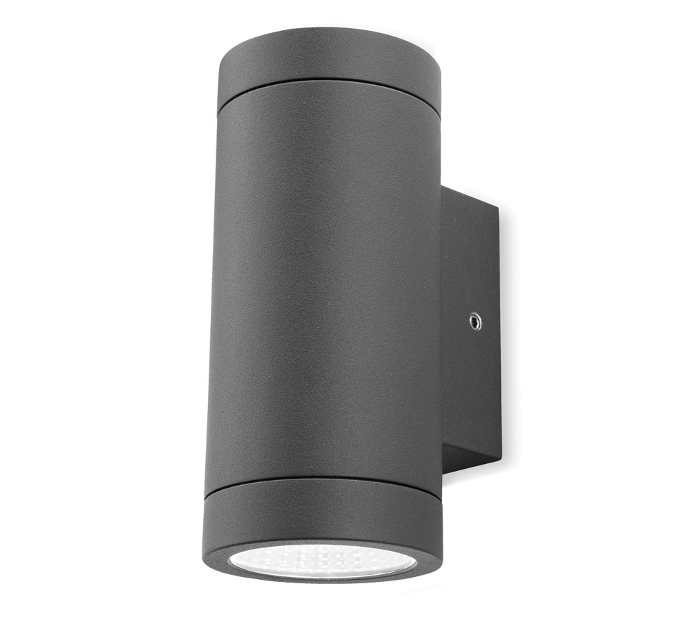 Widely Used Single Cylinder Up And Down Led Wall Light • Led Lights Decor Intended For Ip65 Outdoor Wall Lights (View 14 of 20)