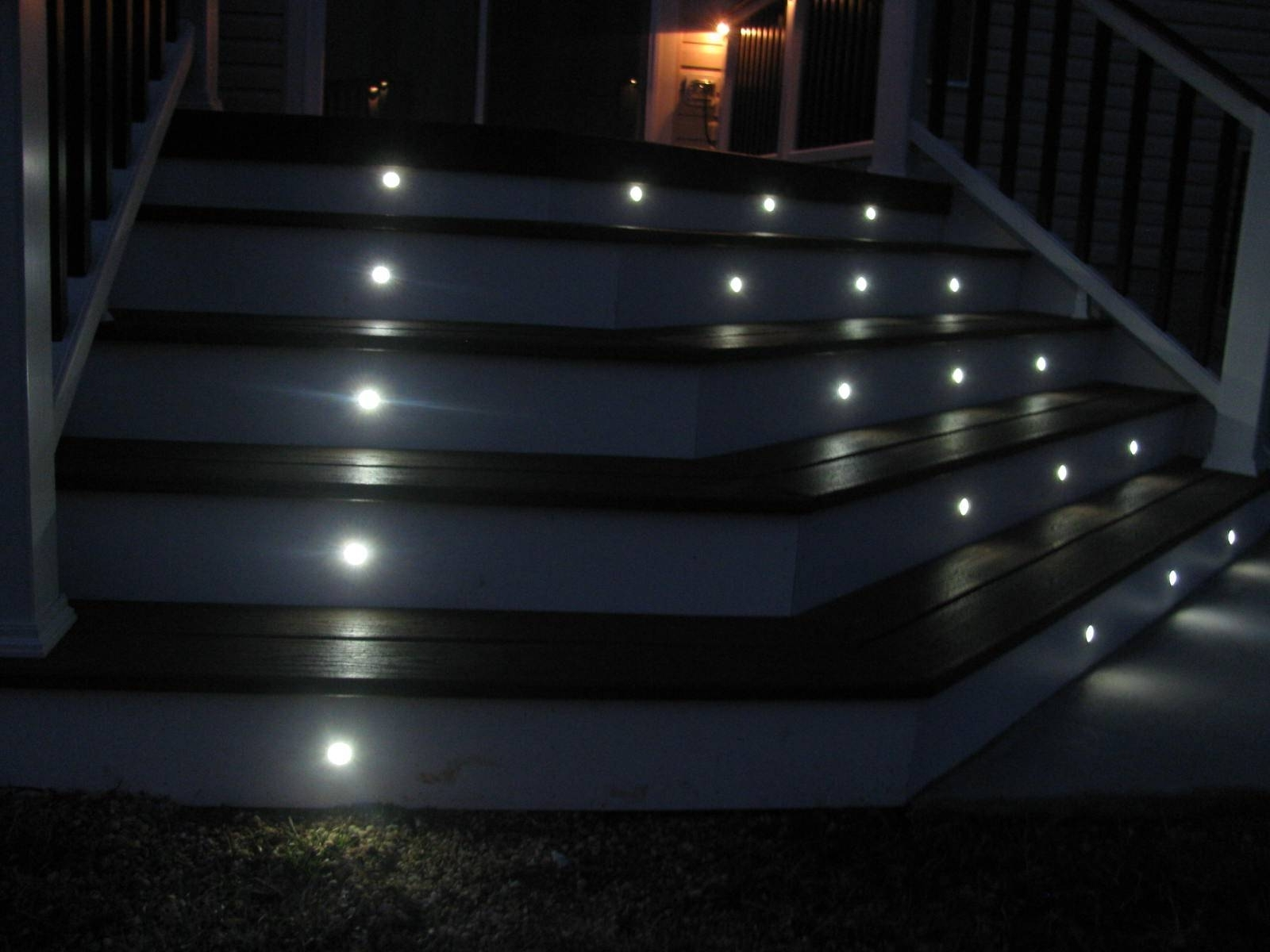 Widely Used Stunning New Led Strip Deck Lighting Pics Of Lights Popular And Home Inside Low Voltage Deck Lighting At Home Depot (View 13 of 20)