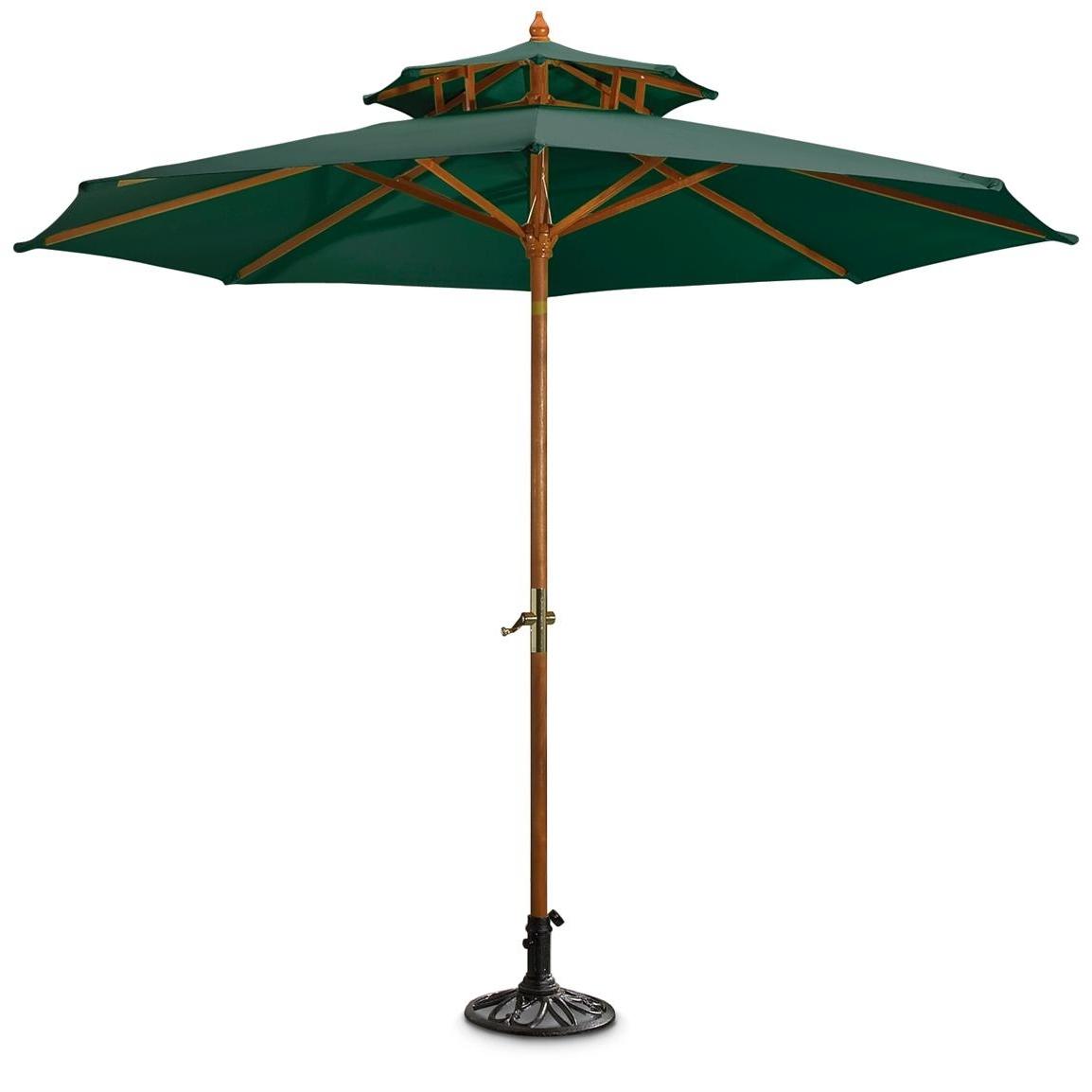10 Ft Patio Umbrellas Regarding Fashionable Guide Gear® 10 Ft (View 4 of 20)