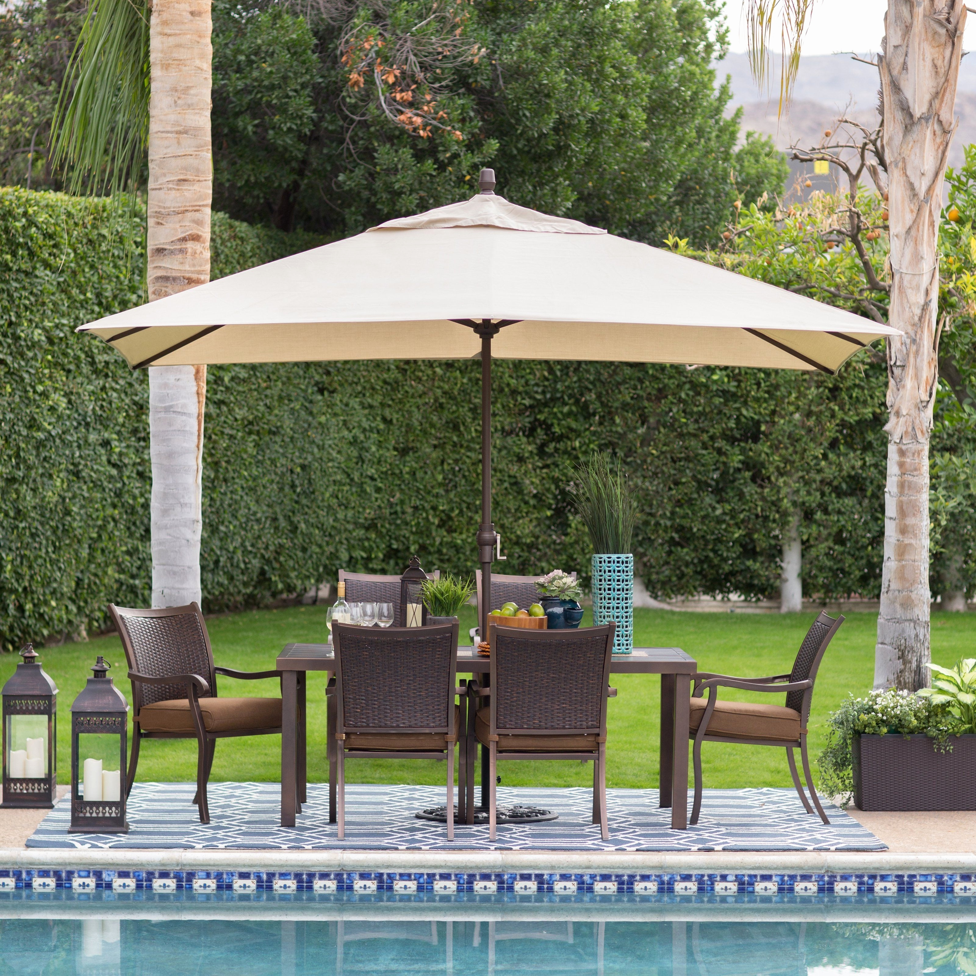 11 Foot Patio Umbrellas For Best And Newest 11 Cantilever Patio Umbrella With Base Unique 30 Fresh 11 Ft Patio (View 12 of 20)