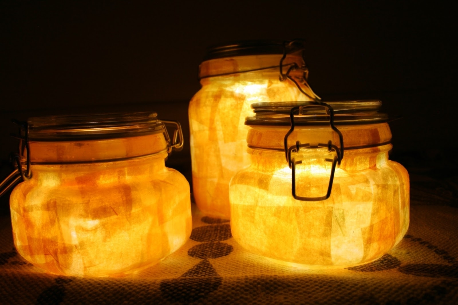 17+ Outdoor Lighting Ideas For The Garden – Scattered Thoughts Of A Regarding Well Known Diy Outdoor Lanterns (Gallery 4 of 20)