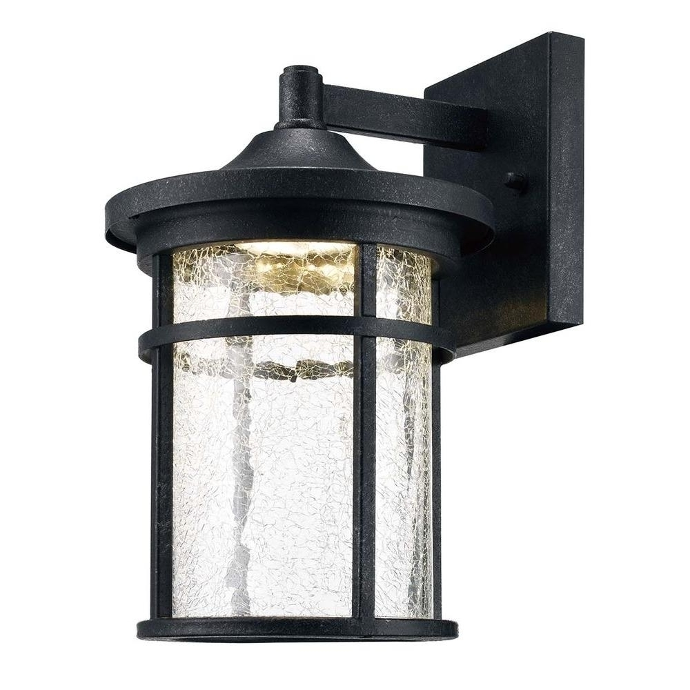 20 Collection Of Plastic Outdoor Wall Light Fixtures Within Most Recently Released Resin Outdoor Lanterns (Gallery 2 of 20)