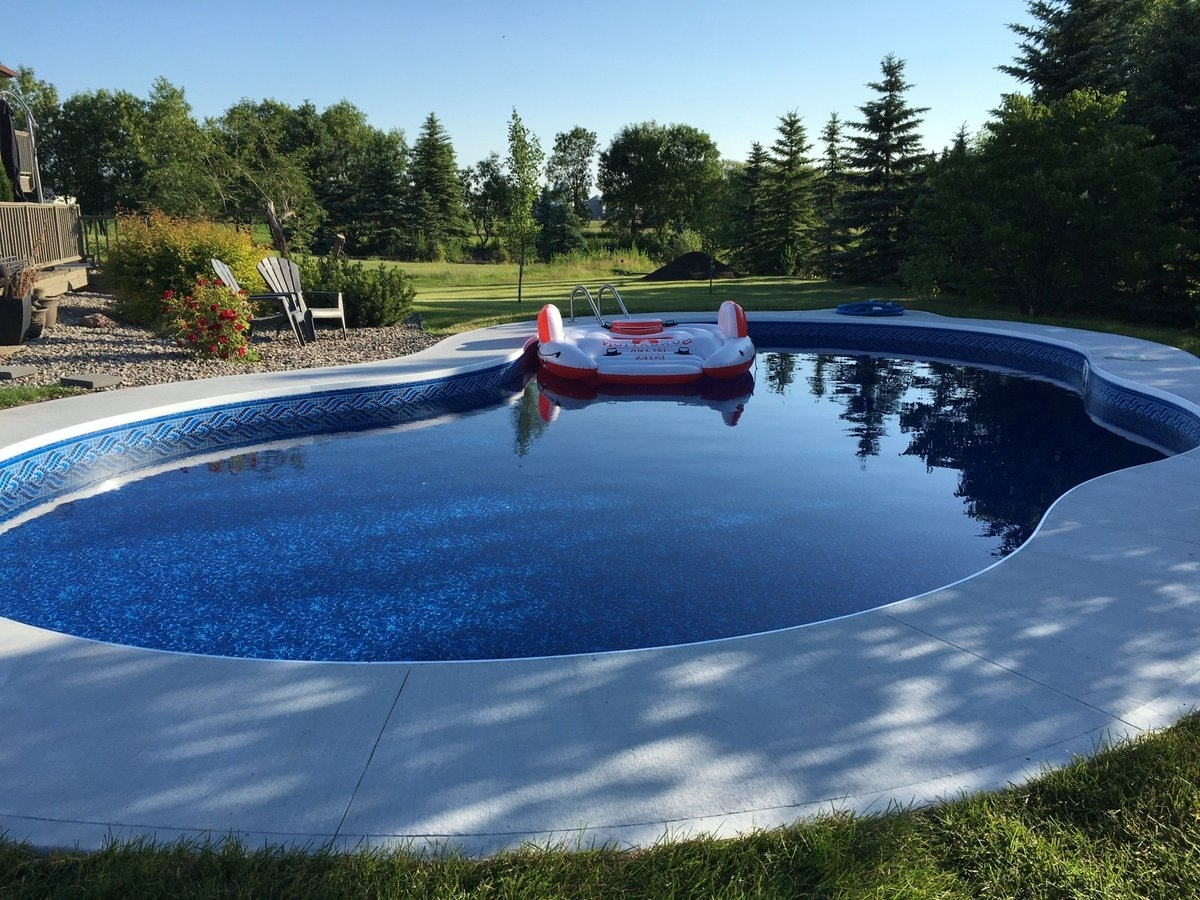 """2018 Krevco Patio Umbrellas For Krevco Lifestyles On Twitter: """"with Our Renu A Pool Services, We Can (View 18 of 20)"""