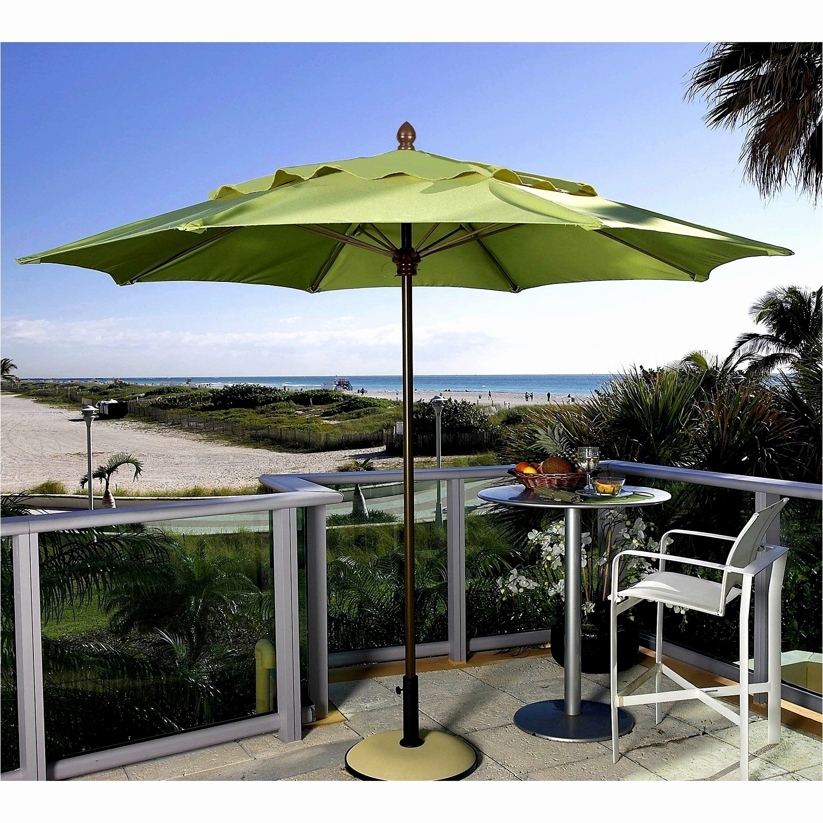 2018 Patio Umbrellas From Costco Pertaining To Lovely Ideas Outdoor Umbrella Costco Ikea Patio Umbrella – Best (View 1 of 20)