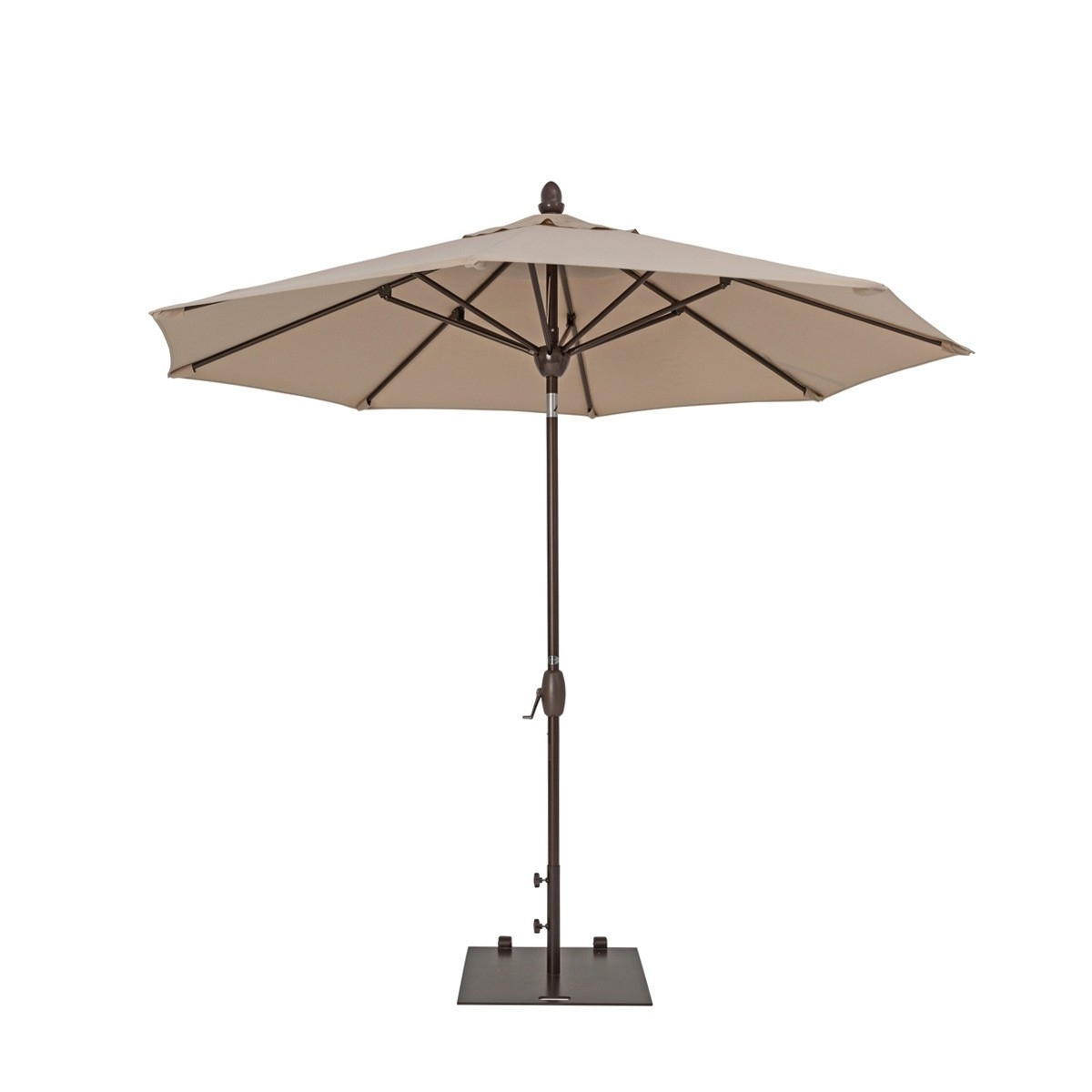 2018 Tilting Patio Umbrella (View 16 of 20)