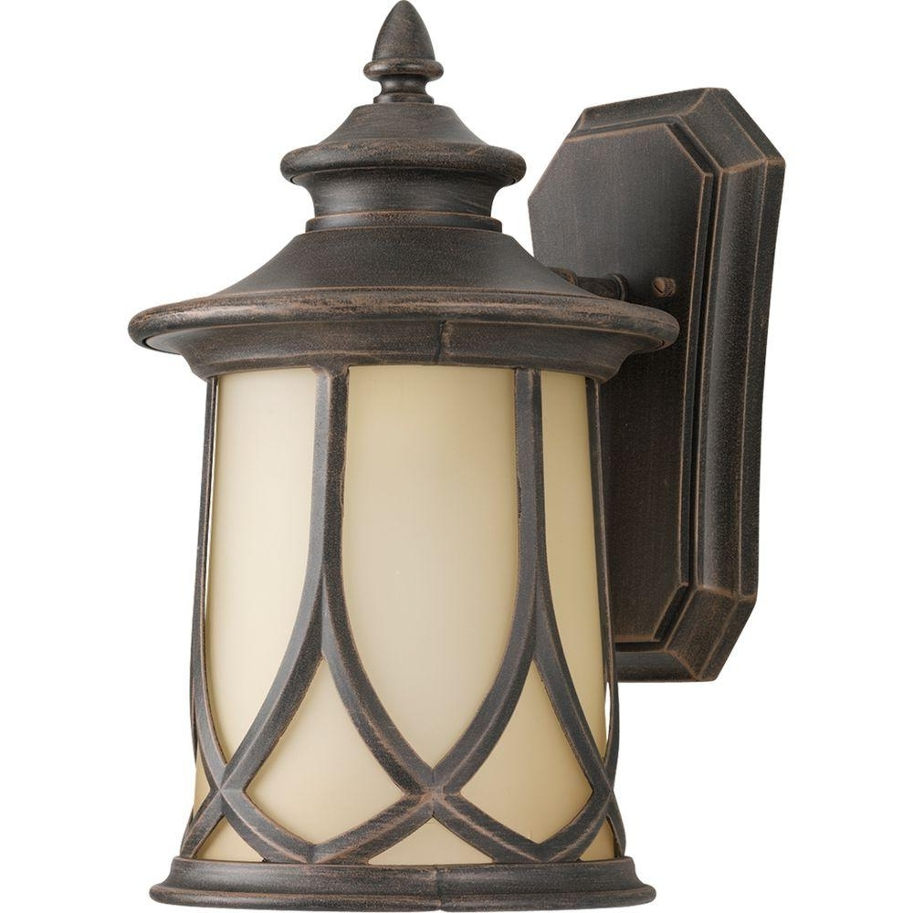 2019 Copper Outdoor Lanterns Pertaining To Progress Lighting Resort Collection 1 Light  (View 2 of 20)
