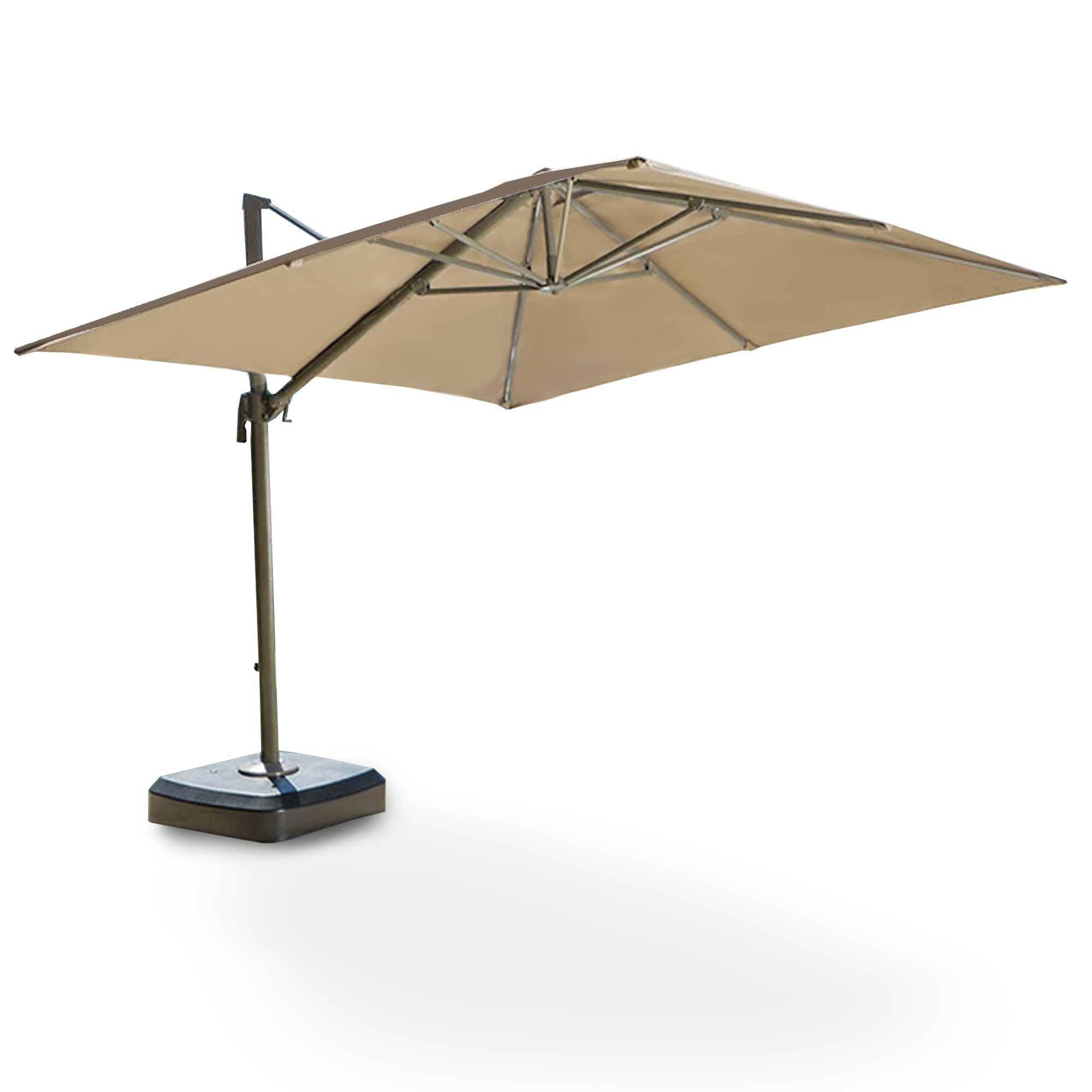 2019 Costco Replacement Umbrella Canopy – Garden Winds Intended For Kohls Patio Umbrellas (View 14 of 20)