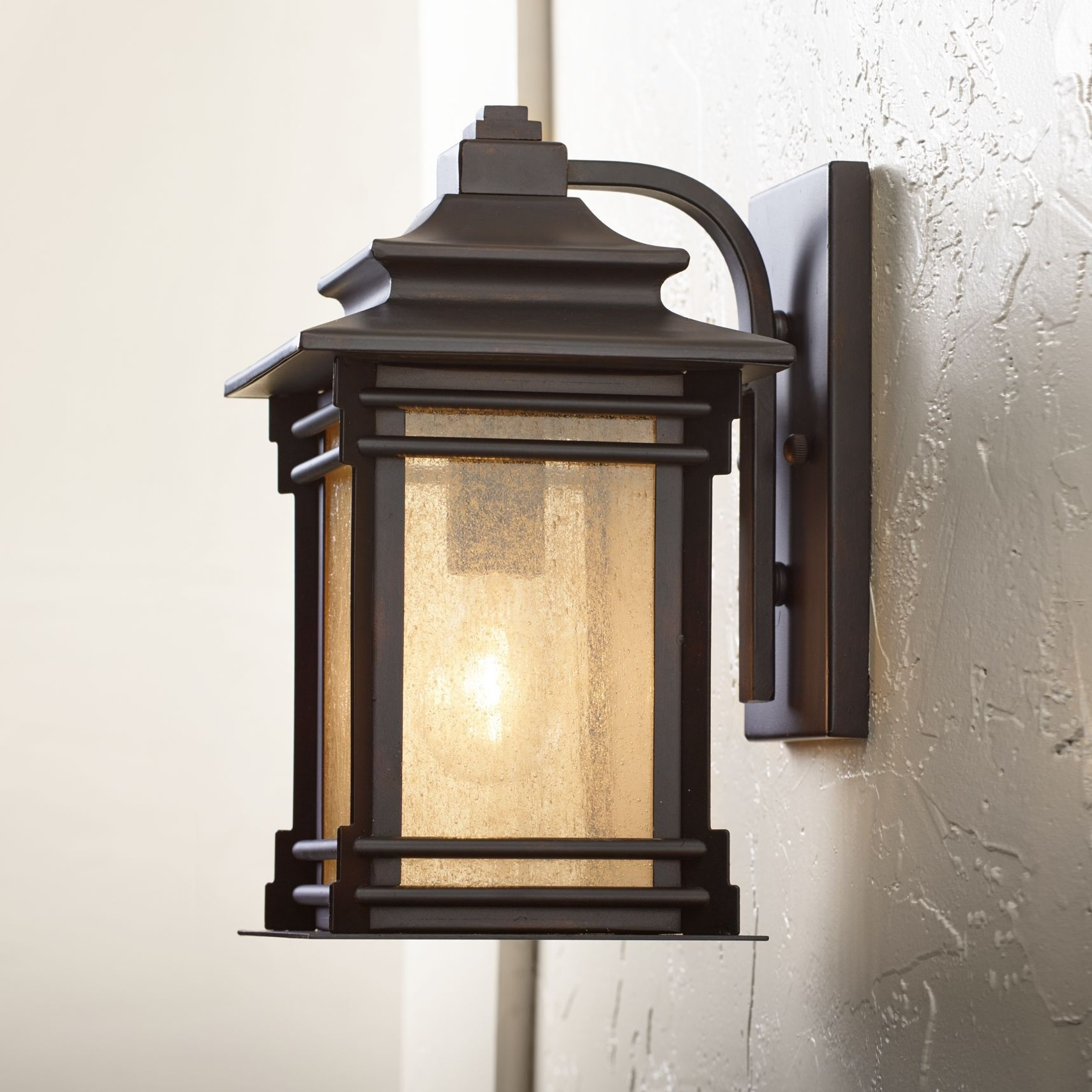 2019 Outdoor: Lowes Motion Detector Outdoor Lights Lowes Outdoor Flood Pertaining To Outdoor Lanterns At Lowes (View 13 of 20)