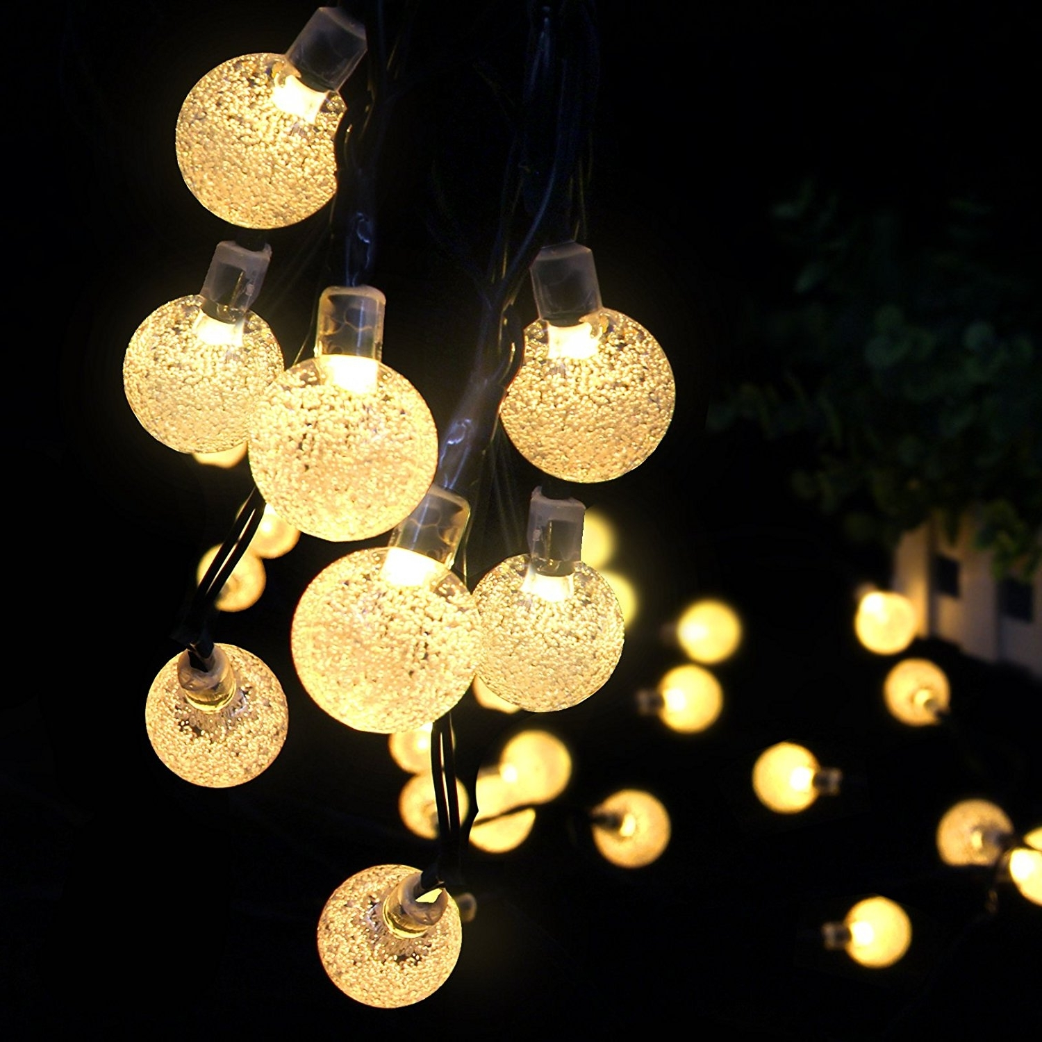 2019 Solar Powered Outdoor Hanging Lights – Outdoor Lighting Ideas Pertaining To Outdoor Globe Lanterns (View 1 of 20)