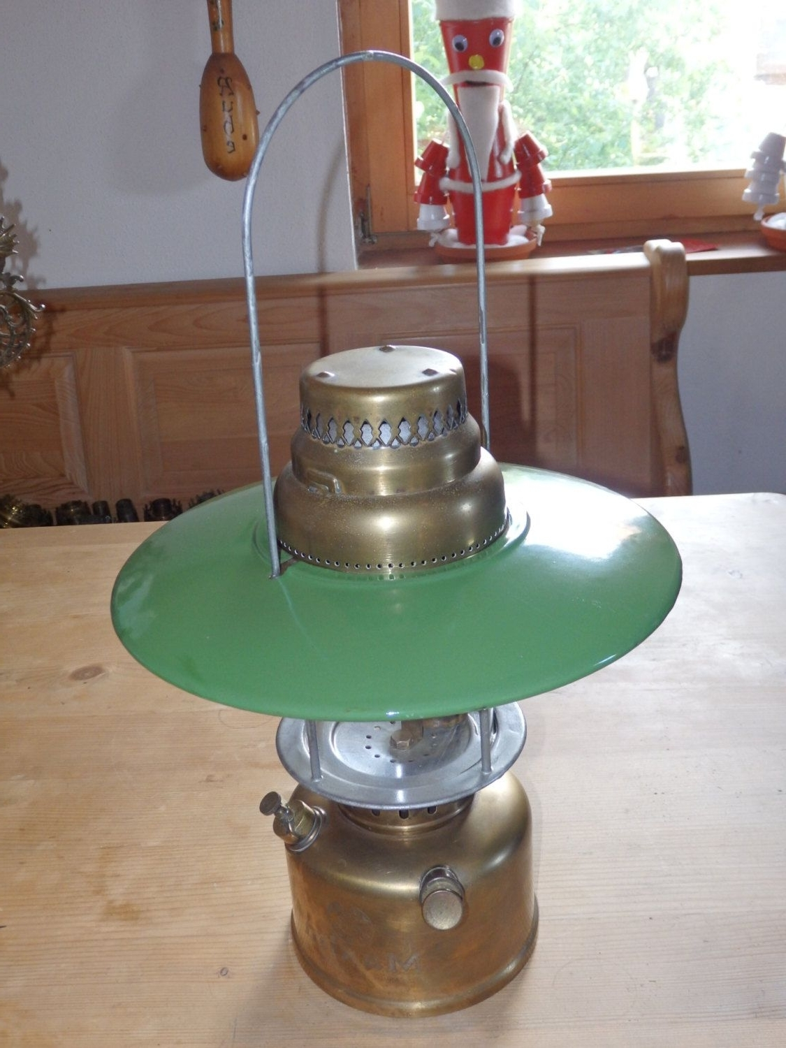 2019 Vintage, Ditmar Maxim 501 Messing, Brass, Petroleumlampe For Decorative Outdoor Kerosene Lanterns (View 1 of 20)