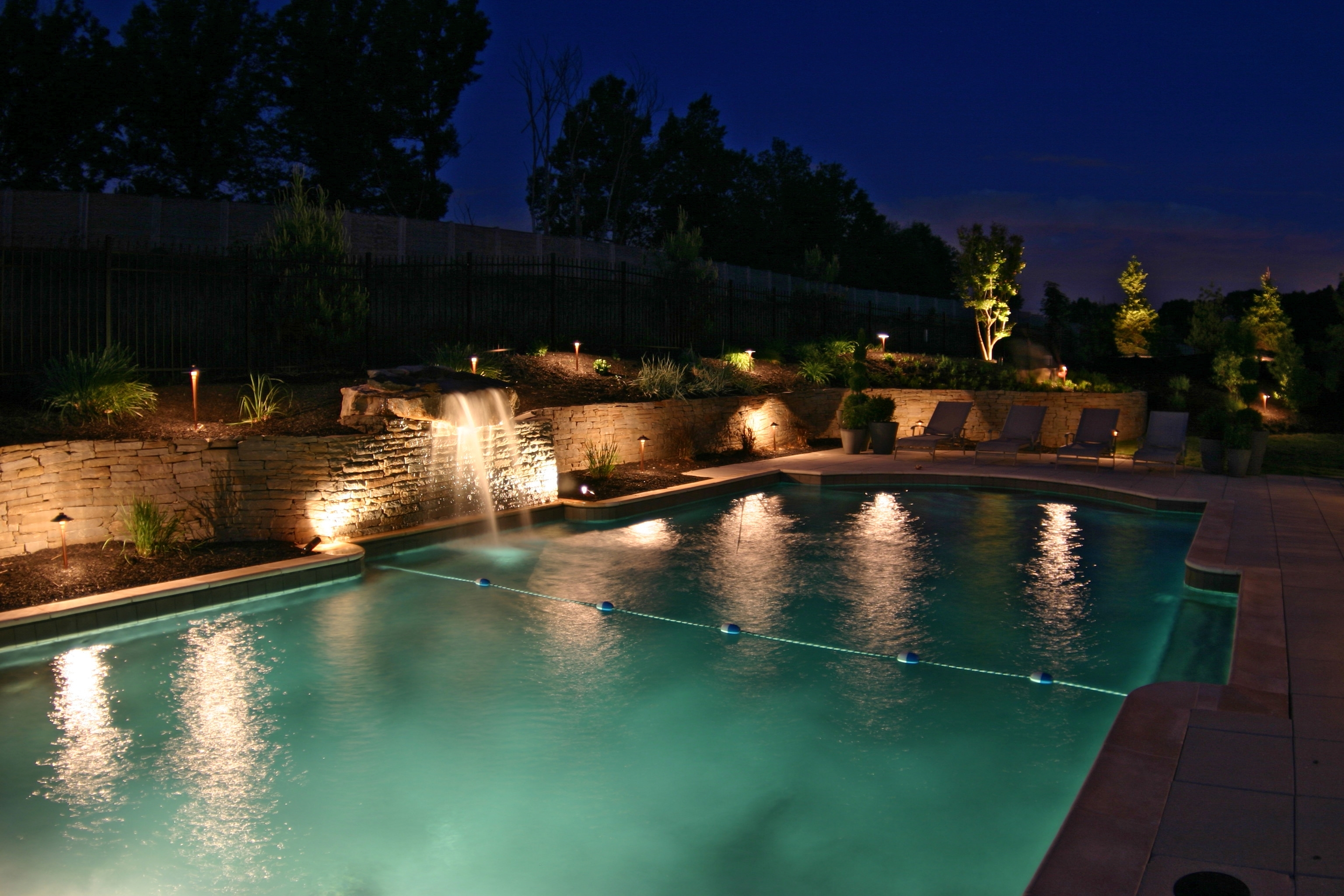 Featured Photo of Outdoor Lanterns For Poolside