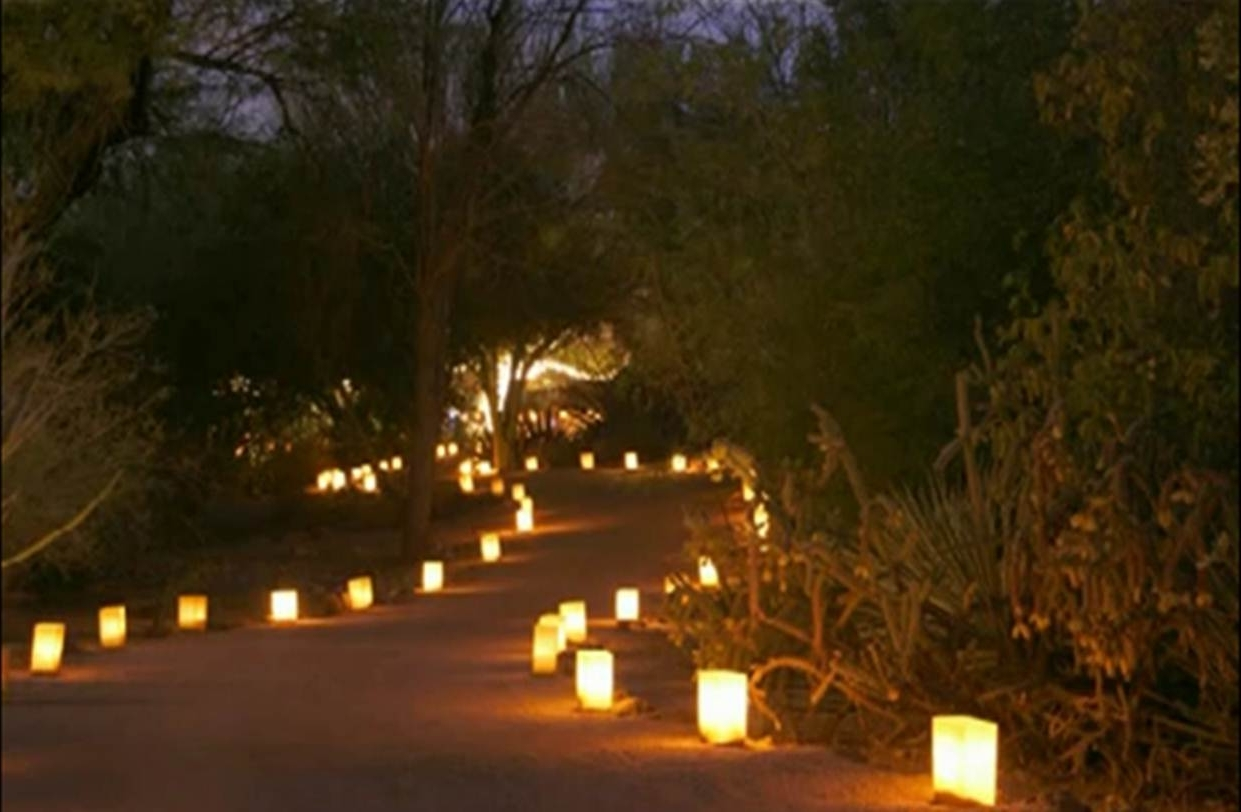 38 Innovative Outdoor Lighting Ideas For Your Garden Within Fashionable Outdoor Yard Lanterns (View 15 of 20)