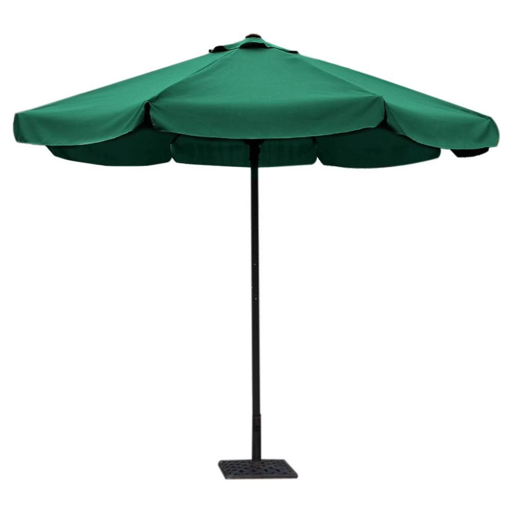 49 6 Foot Patio Umbrellas, 6#039; Patio Umbrellas Market Umbrellas Inside Most Current Green Patio Umbrellas (View 1 of 20)