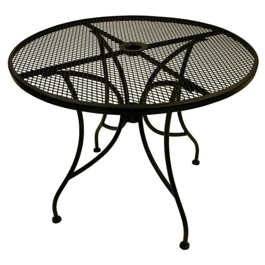 51 Patio Table Umbrella Hole, Round Outdoor Coffee Table With In Preferred Small Patio Tables With Umbrellas Hole (View 1 of 20)