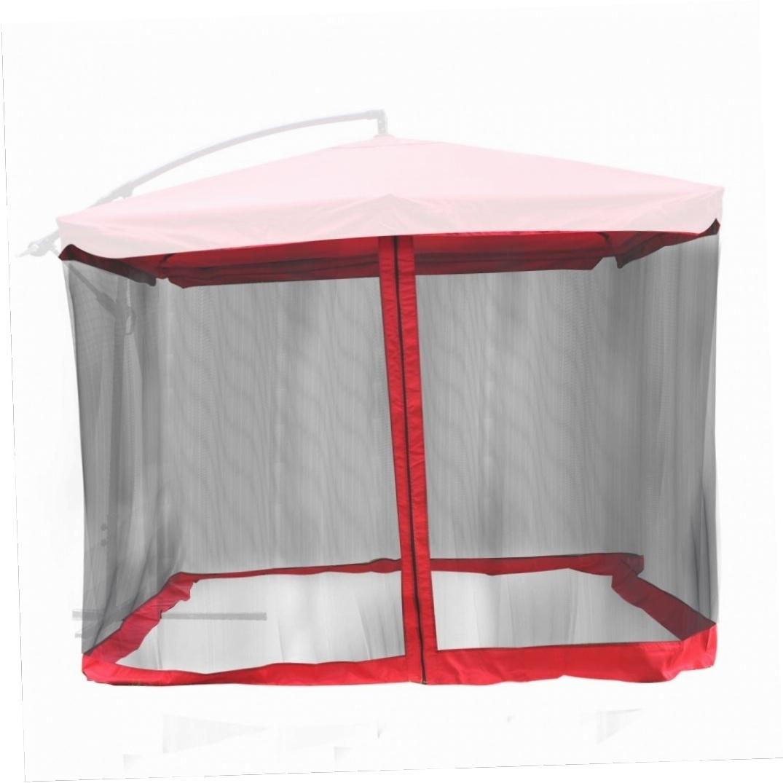 55 Patio Umbrella Mosquito Net, 10#039; X 12#039; Regency Ii Gazebo Inside Widely Used Patio Umbrellas With Netting (View 3 of 20)