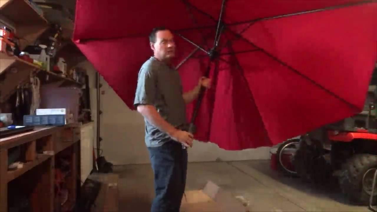9 Ft Patio Umbrellas For Most Popular Cobana 9 Ft Outdoor Table Aluminum Patio Umbrella Market Umbrella (View 11 of 20)