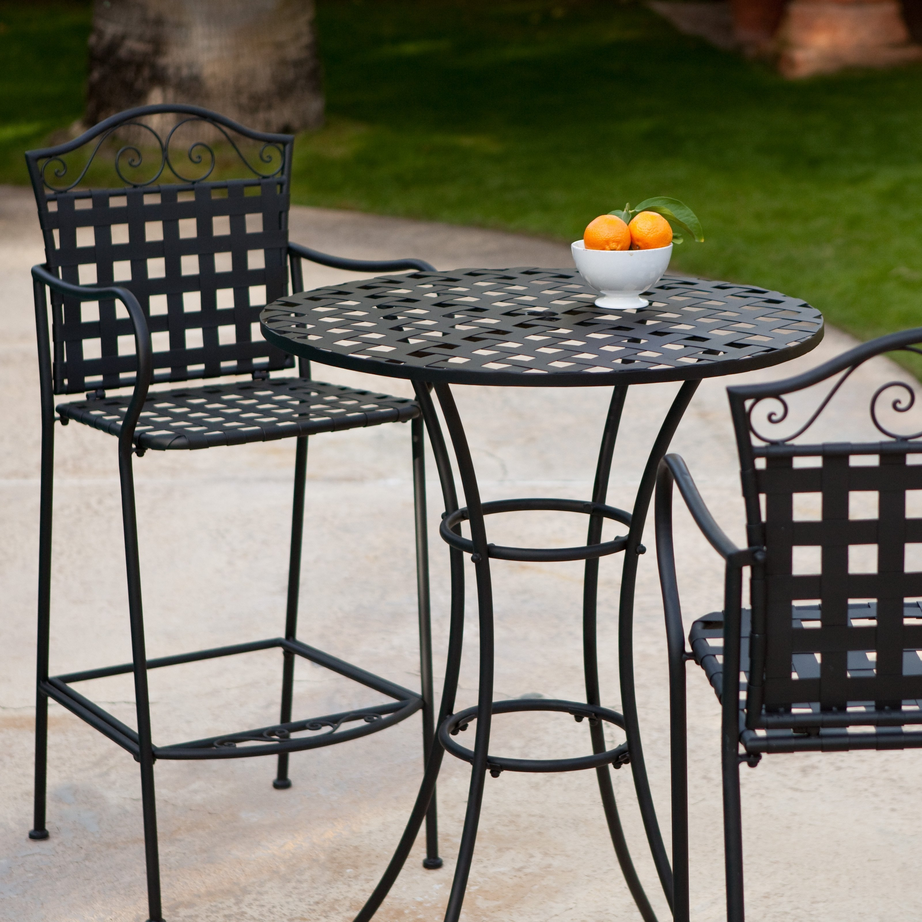 Absorbing Four People Plus Small Patio Table Also Chairs Along With With Most Current Small Patio Tables With Umbrellas Hole (View 2 of 20)
