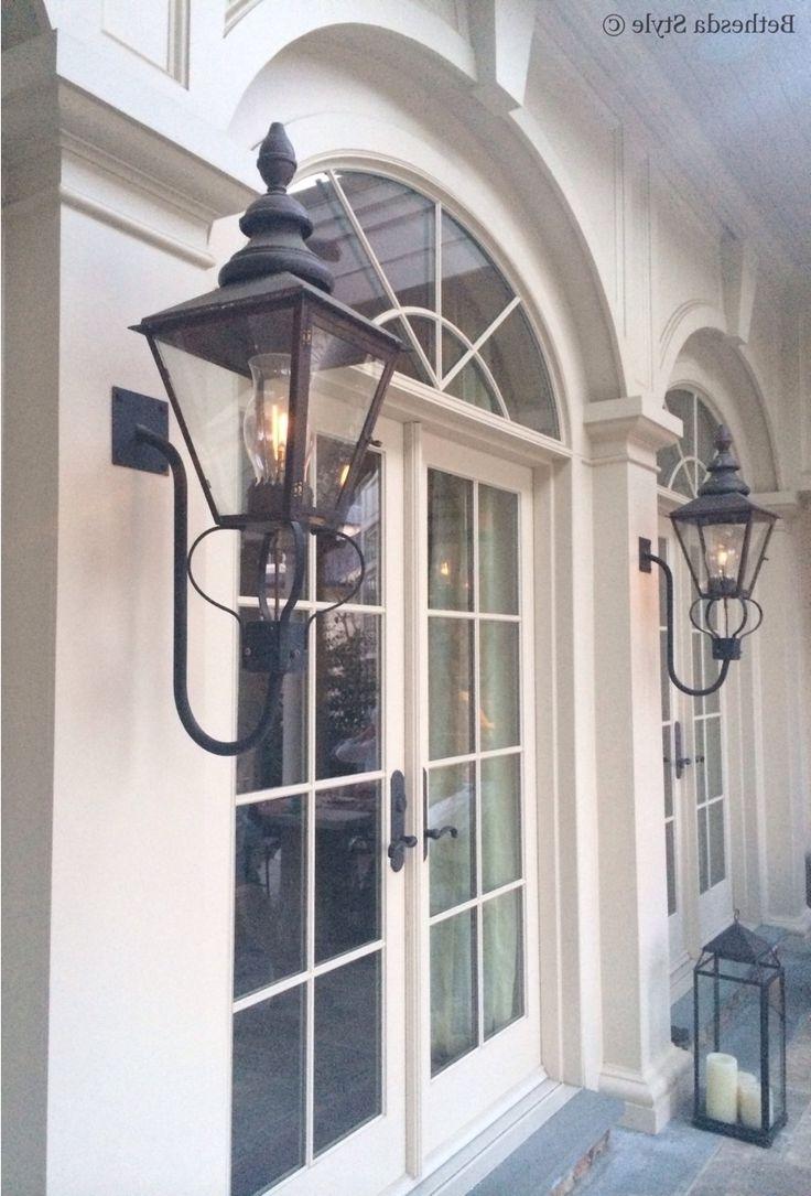 Arquitetura Inside Outdoor Lanterns For Front Door (Gallery 15 of 20)