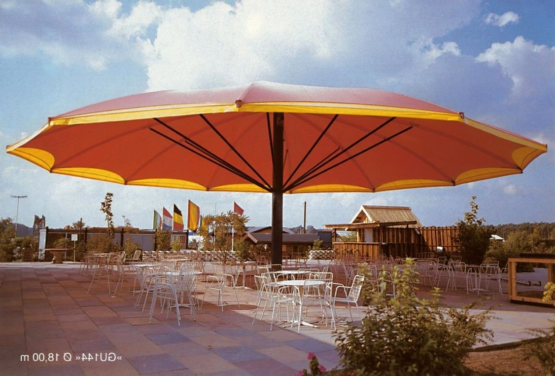 Best And Newest Giant Patio Umbrellas With Charming Giant Outdoor Umbrellas Giant Outdoor Umbrellas Everything (View 8 of 20)