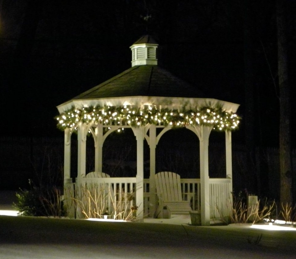 Best And Newest Outdoor Gazebo Lighting Outdoor Hanging Lights Copper Lanterns For Inside Outdoor Gazebo Lanterns (View 8 of 20)
