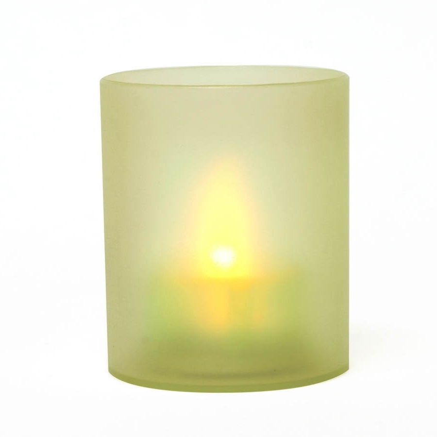 Best And Newest Outdoor Lanterns With Battery Operated Candles Intended For Shop Inglow 2.36 In Assorted Indoor/outdoor Battery Operated Led (Gallery 17 of 20)