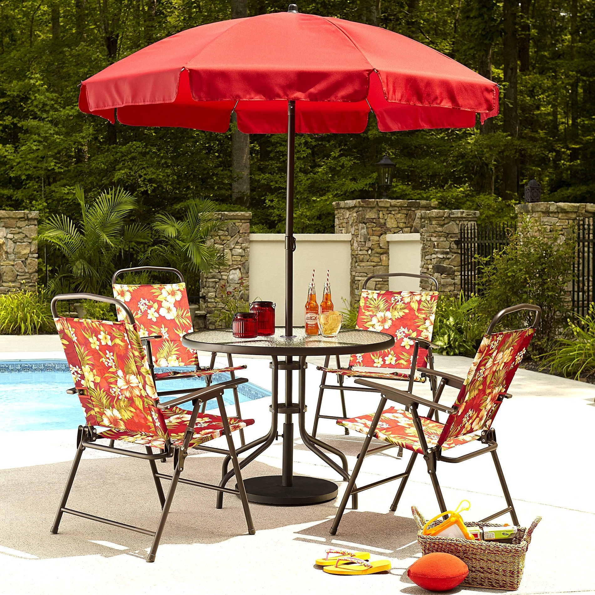Best And Newest Patio Table Sets With Umbrellas Inside 25 Inspirational Patio Table Chairs Umbrella Design Of Outdoor Patio (Gallery 20 of 20)