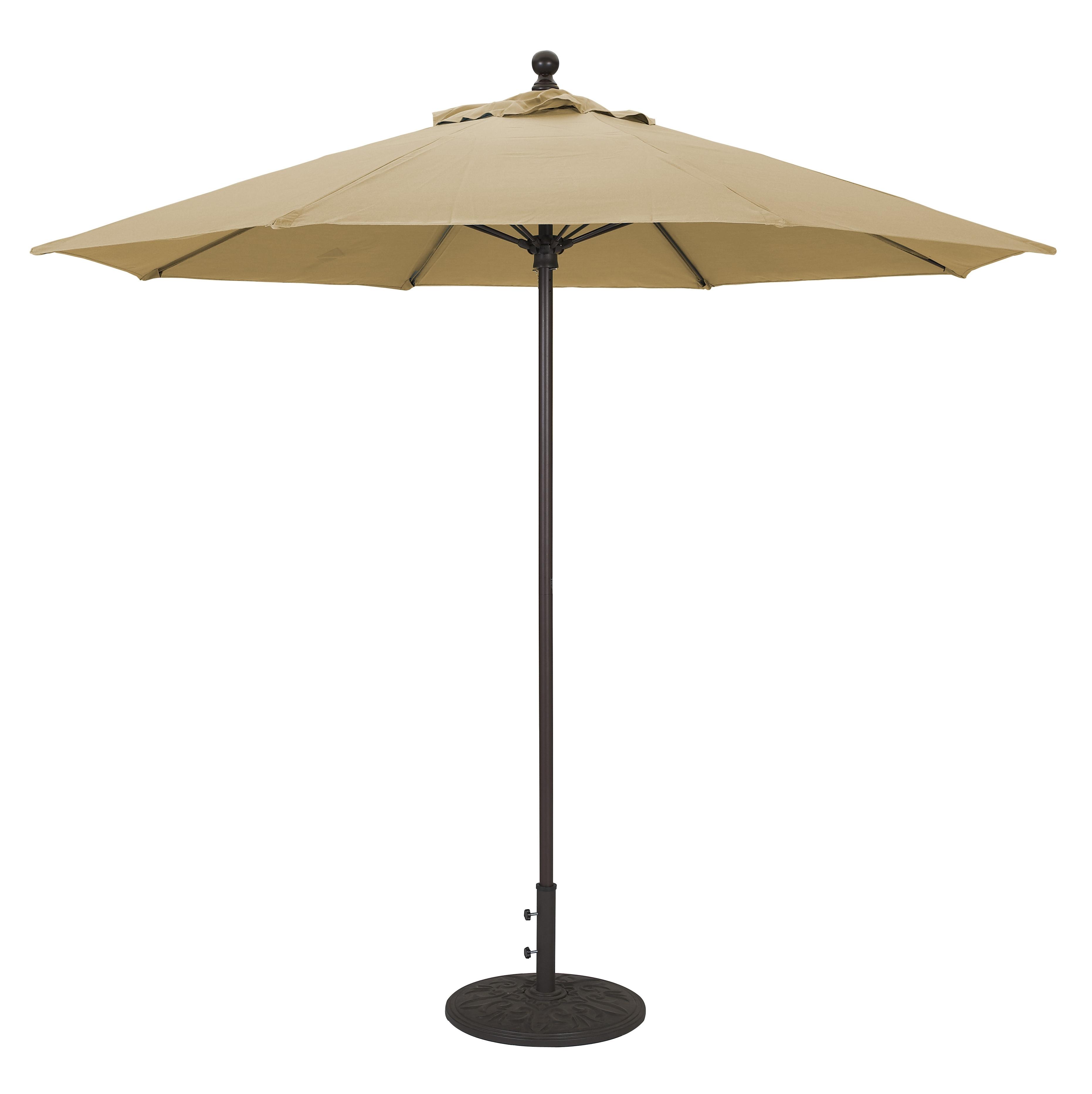 Best And Newest Sunbrella Umbrellas For Sunbrella Teak Umbrellas (View 11 of 20)