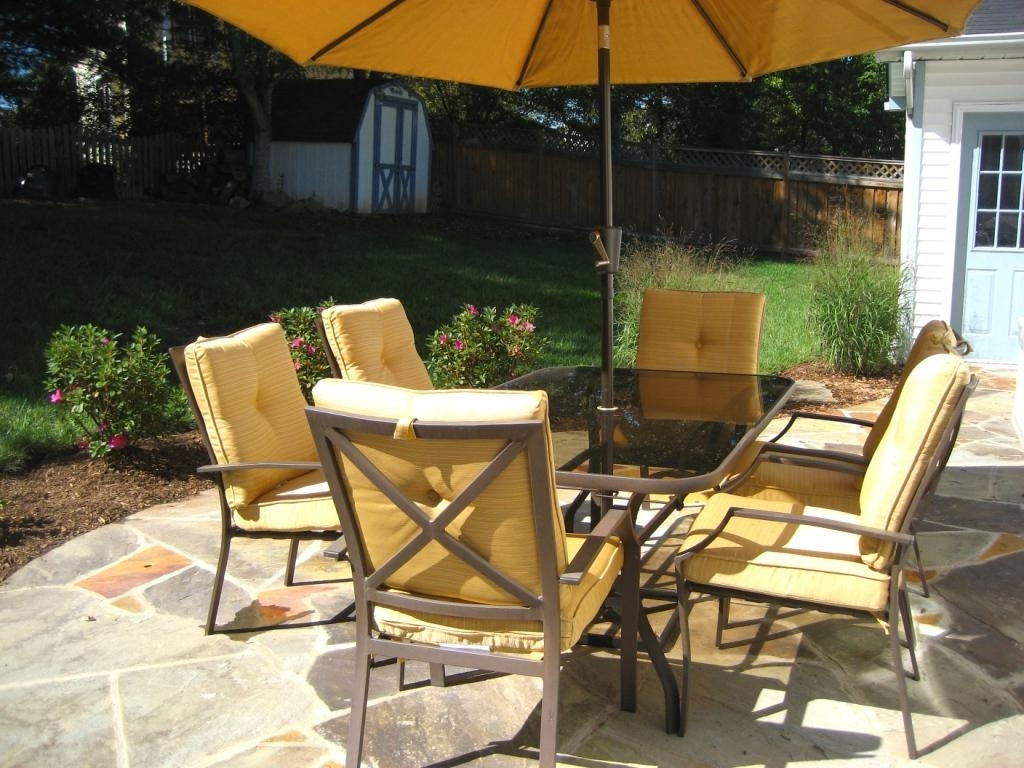 Big Lots Patio Umbrellas Pertaining To Latest Big Lots Patio Table Umbrella : Ifso2016 – Beautify A Big Lots (Gallery 4 of 20)