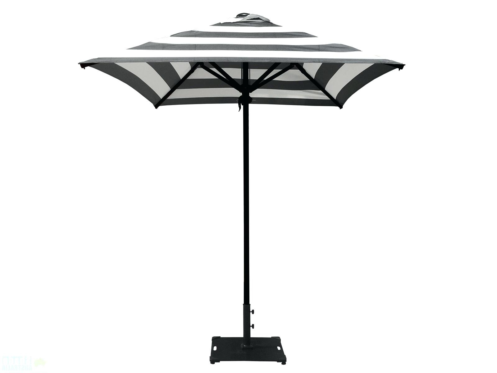 Black And White Striped Patio Umbrellas For Recent Striped Umbrella Orange Patio Yellow Beach – Rockforriley (View 4 of 20)