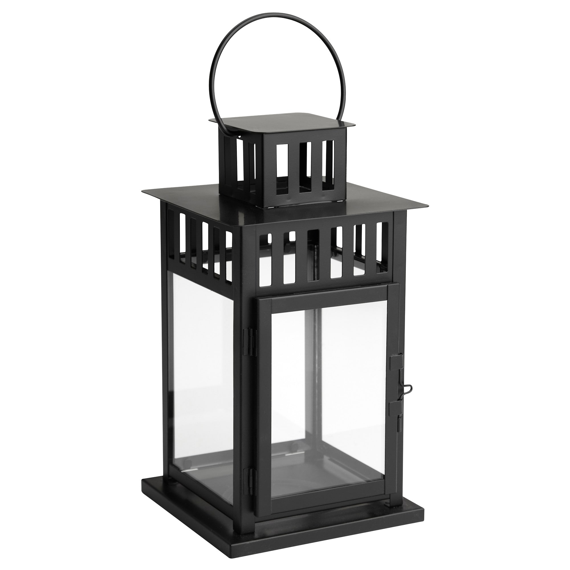 Borrby Lantern For Block Candle – Ikea With Regard To Favorite Ikea Outdoor Lanterns (View 2 of 20)