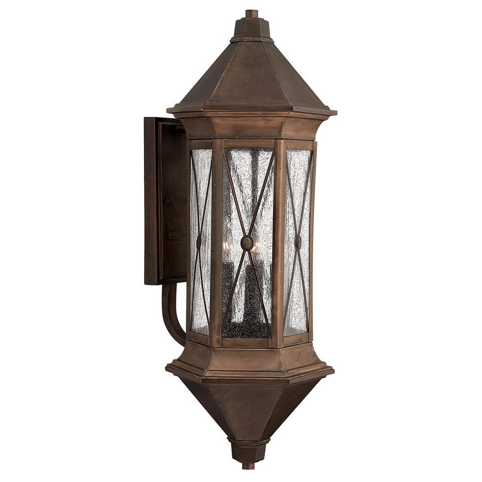 Buy Brighton Outdoor Wall Lanternshinkley Lighting — The Worm For Latest Xl Outdoor Lanterns (View 6 of 20)