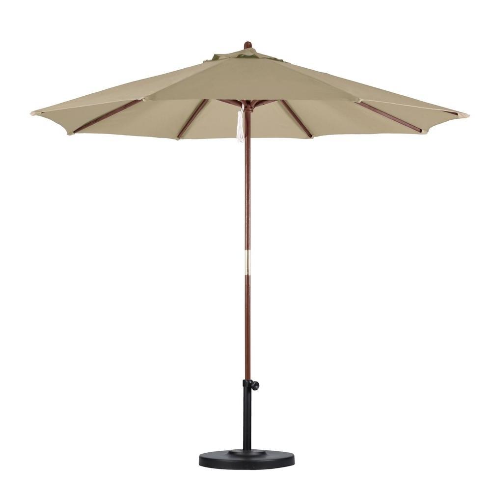 California Umbrella 9 Ft (View 10 of 20)