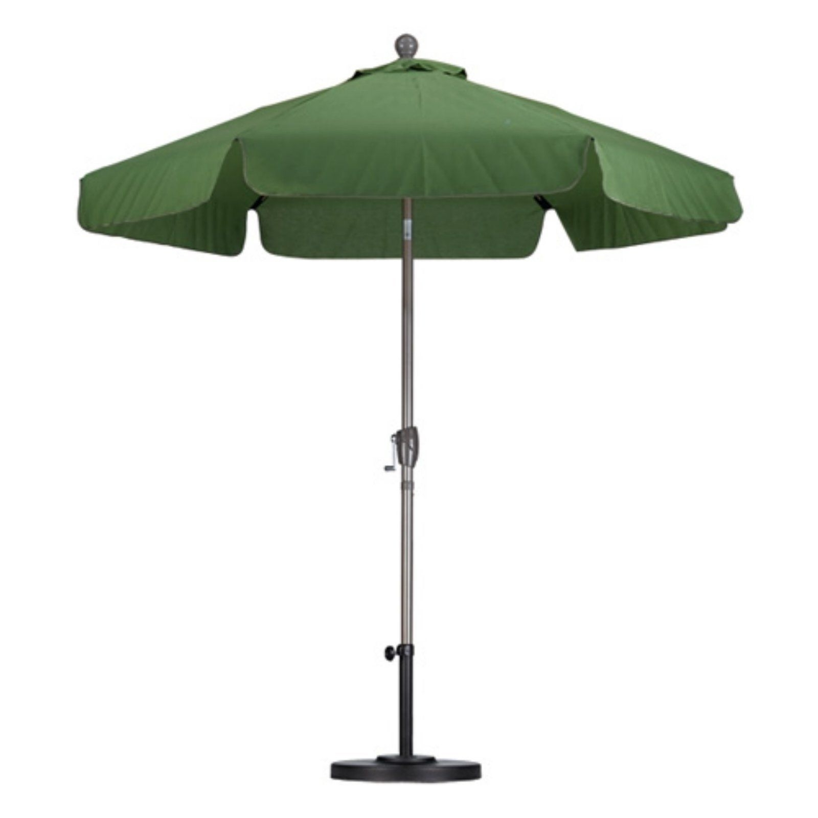 California Umbrella Quick Ship 7.5Ft. Wind Resistant Patio Umbrella Within Latest Patio Umbrellas For Windy Locations (Gallery 17 of 20)