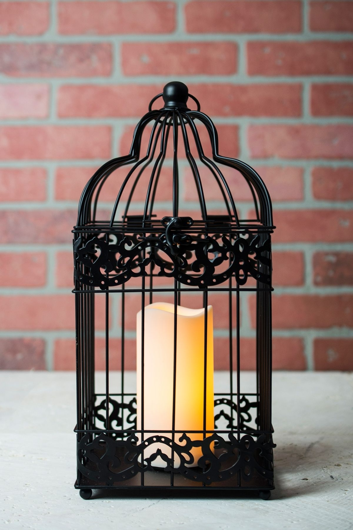 Candle With Regard To Latest Outdoor Lanterns With Battery Candles (View 3 of 20)