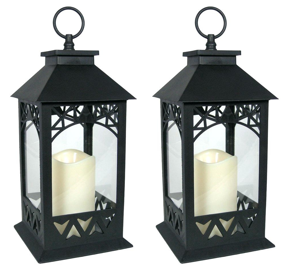 Candles ~ Outdoor Hurricane Candle Holders Lanterns Warmer Lantern With Regard To Trendy Outdoor Hurricane Lanterns (View 2 of 20)