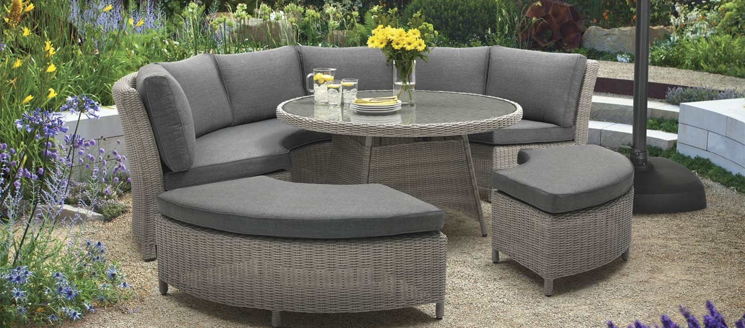 Casual Dining Garden Furniture – Kettler Official Site (View 4 of 20)