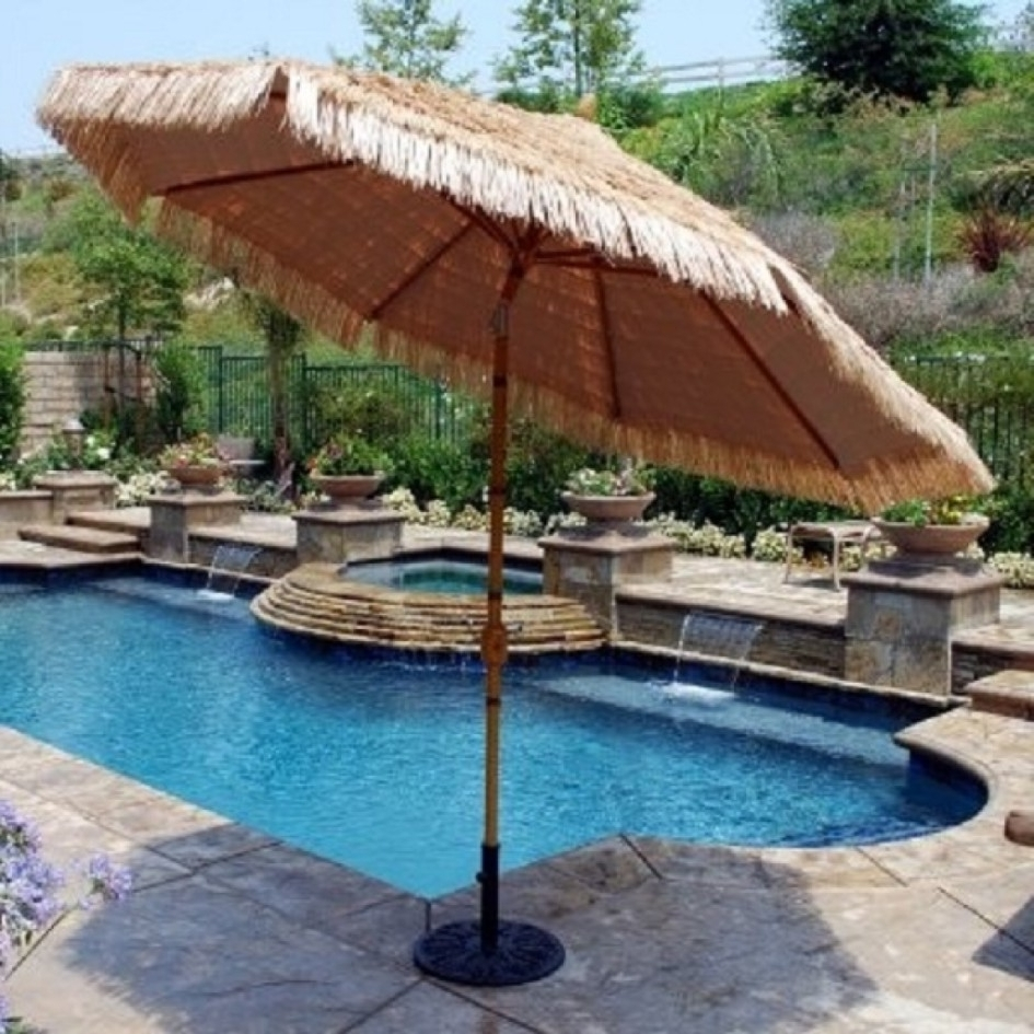 Cheery Around Ways To Use Pavers Outdoors Decorating To Voguish For Most Recent Free Standing Patio Umbrellas (View 15 of 20)