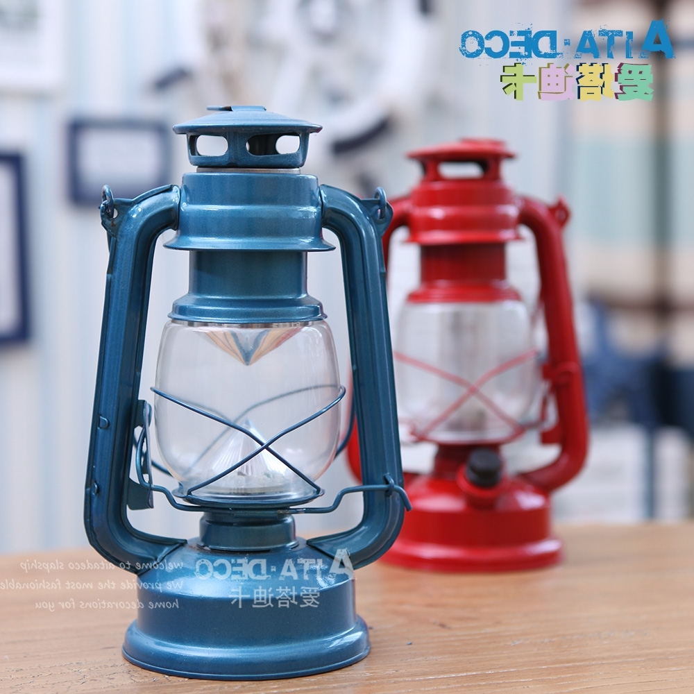China Portable Led Lantern, China Portable Led Lantern Shopping Regarding Trendy Decorative Outdoor Kerosene Lanterns (View 2 of 20)