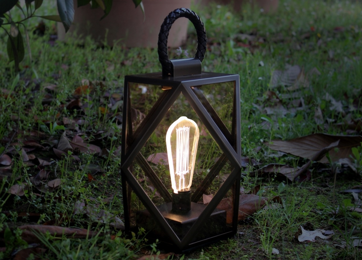 Contardi Muse Battery Powered Outdoor Lamp (View 3 of 20)