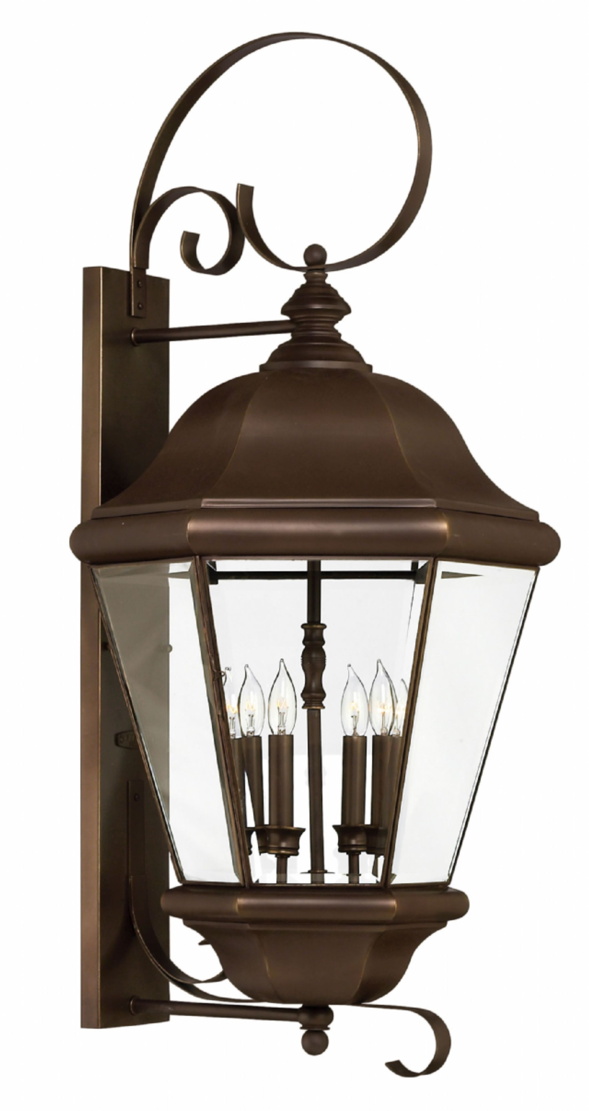 Copper Outdoor Lanterns Inside Current Copper Bronze Clifton Park > Exterior Wall Mount (View 4 of 20)