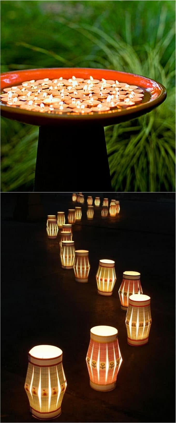 Current 28 Stunning Diy Outdoor Lighting Ideas ( & So Easy! ) – A Piece Of Regarding Diy Outdoor Lanterns (Gallery 6 of 20)