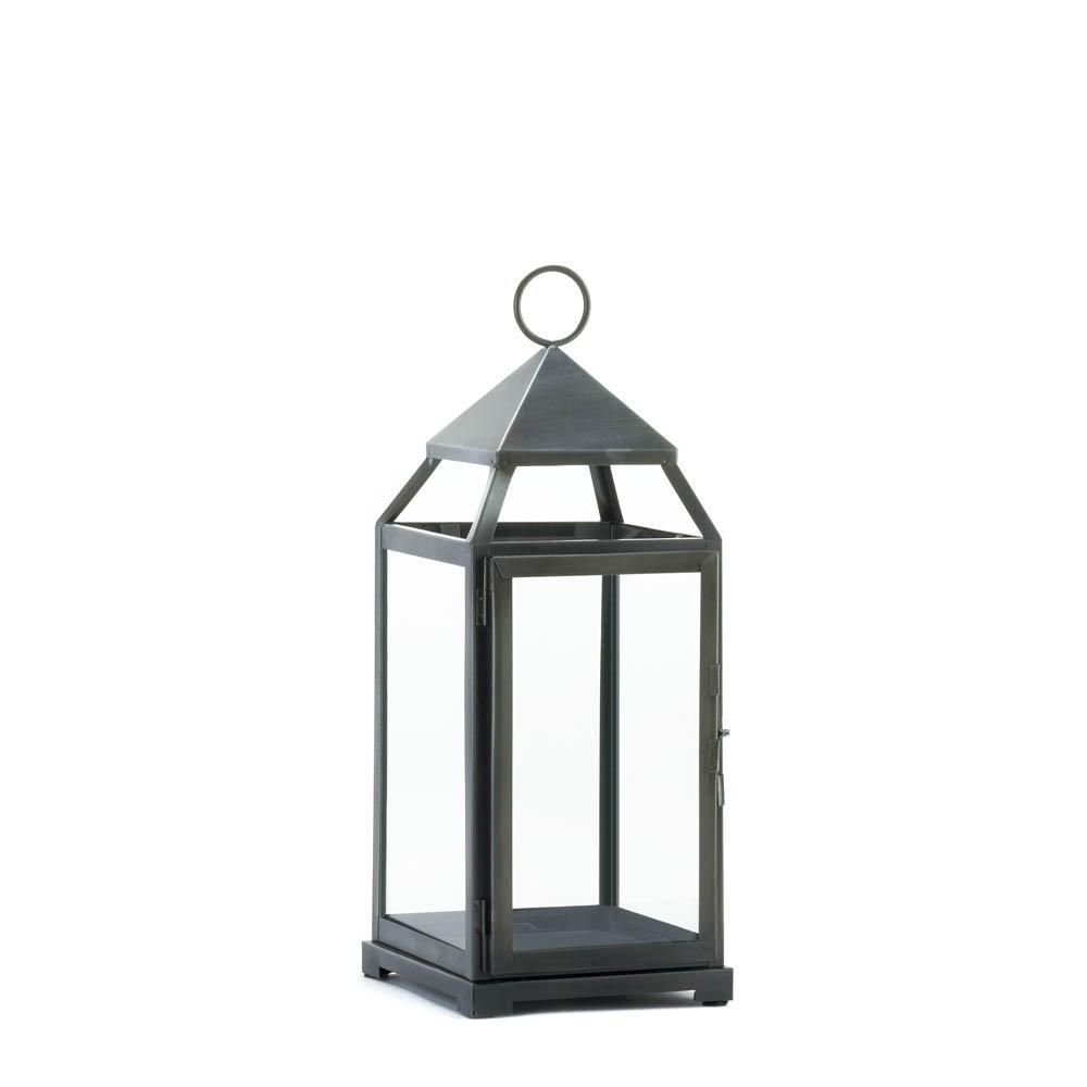 Current Candle Lanterns Decorative, Rustic Metal Outdoor Lanterns For In Outdoor Lanterns (View 6 of 20)