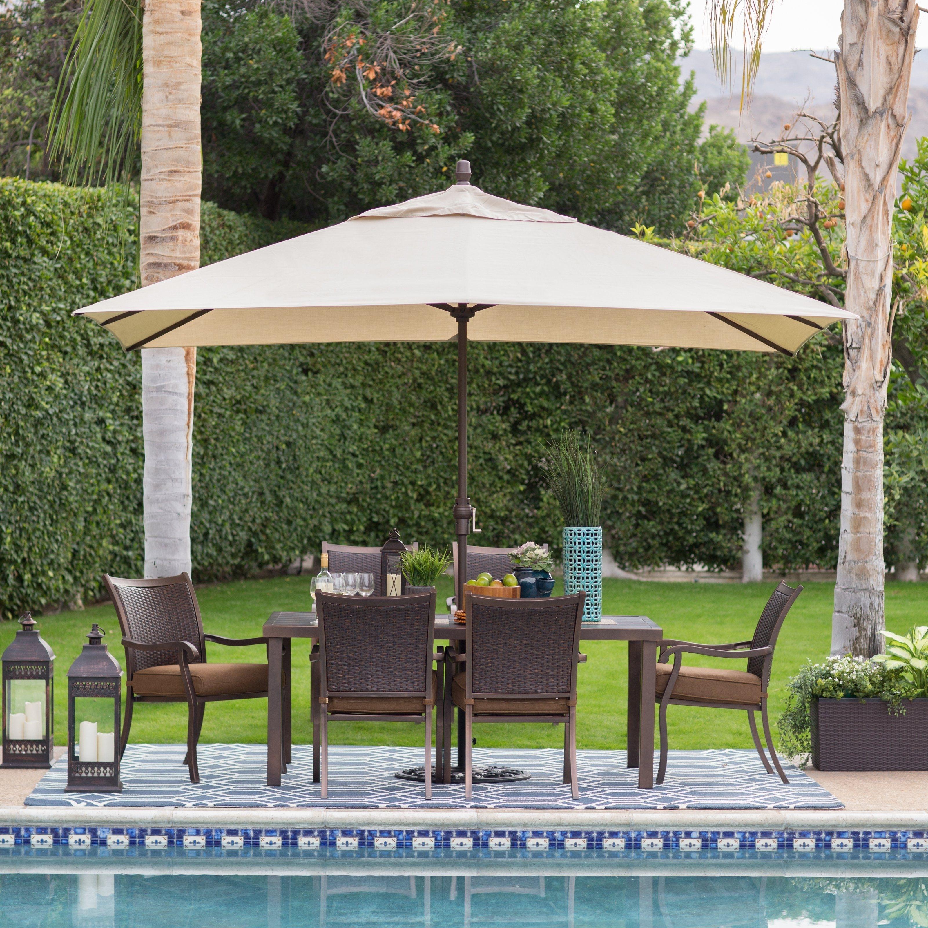 Current Free Standing Patio Umbrella – Attractive Patio Umbrella Set Awesome Throughout Free Standing Patio Umbrellas (View 14 of 20)