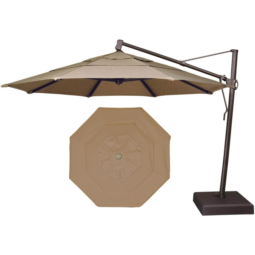 Current Garden Treasures Patio Umbrellas Regarding Garden Treasures Patio Umbrella (View 1 of 20)