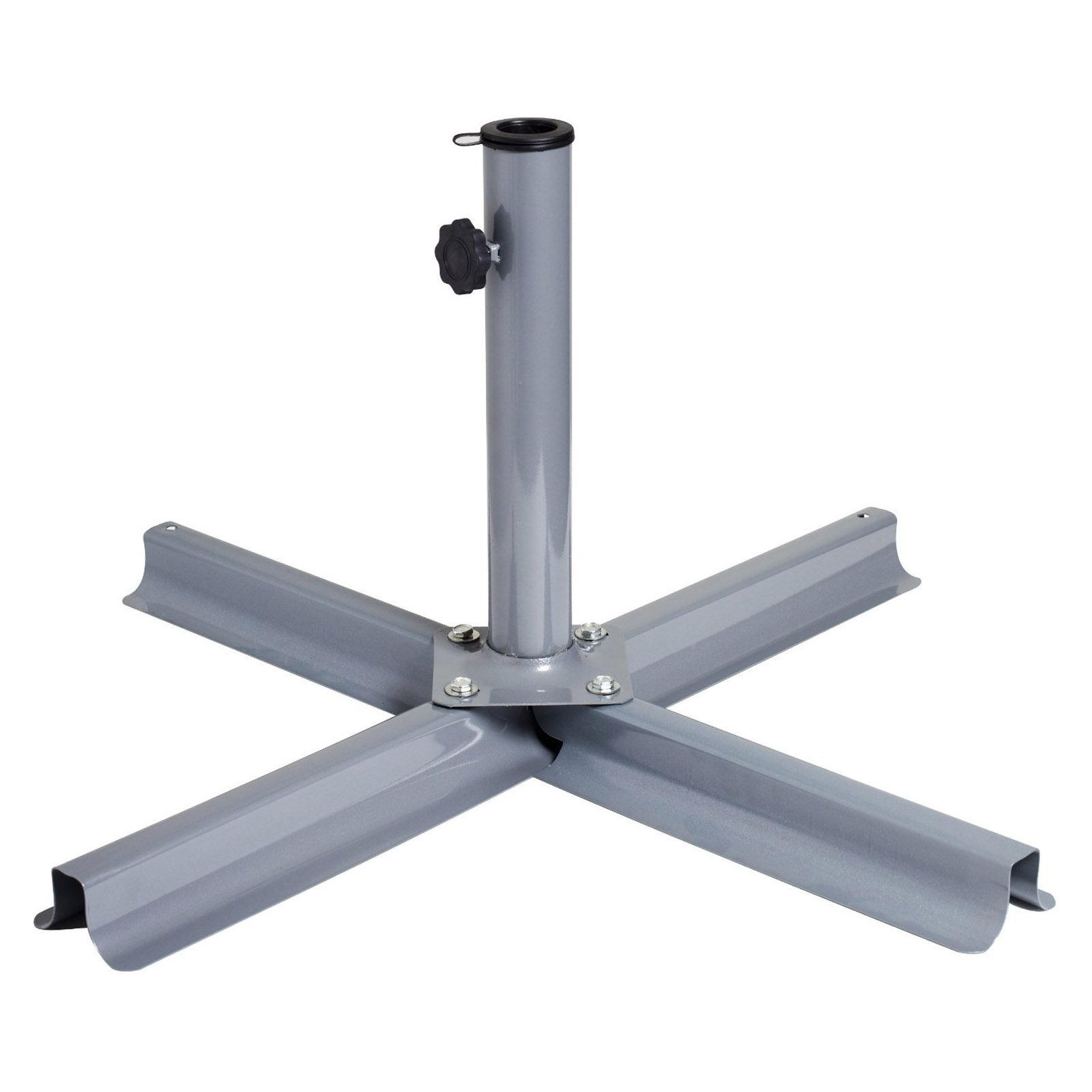 Current Patio Umbrella Stands With Wheels Pertaining To Corliving Patio Umbrella Stand (View 6 of 20)