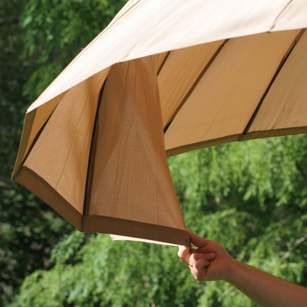 Current Patio Umbrellas For Windy Locations Within Best Patio Umbrella For Wind Http://www (View 2 of 20)